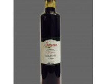 Balsamic Vinegar Traditional Barrel Aged 500ml / 16.9oz Our award winning balsamic from Modena, Italy.