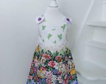 Flower Fairy Dream Pinafore Dress