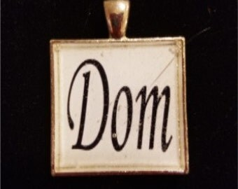 BDSM Dom Necklace