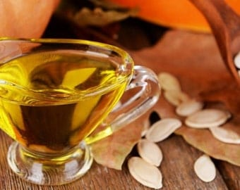 100% Pure and Organic All Natural Pumpkin Seed Oil