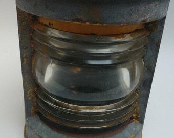 Vintage stern light boat lamp