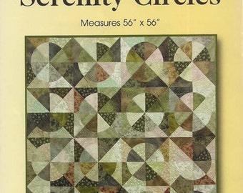 Serenity Circles pattern by Elisa's Backporch
