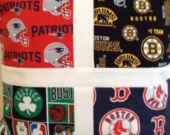Boston Sports teams pillow cover