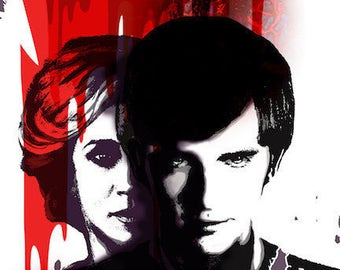 Bates Motel POSTER Print 12 x 16 inches
