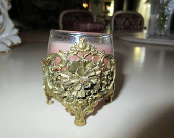ORNATE VOTIVE HOLDER