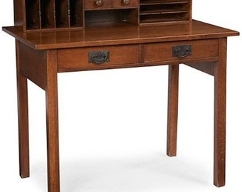 1/12 Scale Dollhouse Roombox Diorama Mission Writing Desk Jbm J6011
