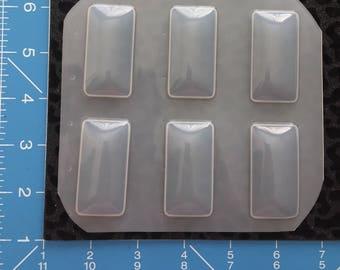 Cabochon molds