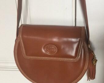 Vintage Gucci Saddle Bag Handbag