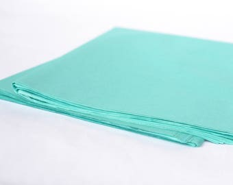 Tissue Paper, 24 Tissue Paper Sheets, Cool Blue, Party Decorations, Craft Supply, Wedding Decorations, Gift Wrapping Paper
