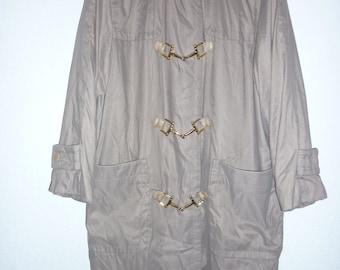 Stunning Céline Paris hooded coat | as new | size Medium