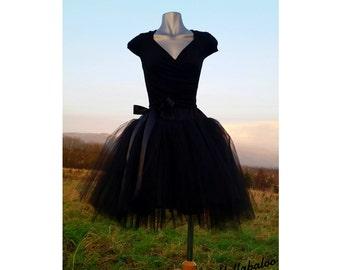 Floaty Skirt - Short Tulle Skirt - Adult Floaty Tulle Skirt - Summer Fashion - Tutu Skirt - Light Skirt - Short Skirt - Wedding Skirt