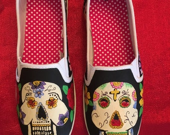 Day of the Dead Shoes