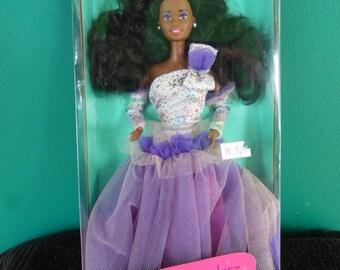 Mattel Sweet Lavender Barbie Doll African American