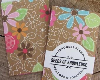 Teacher Appreciation (2)/Teacher Thank You/Teacher Seed Packet/School Thank You