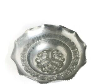 Wilson Specialties Hand Wrought Aluminum Bowl