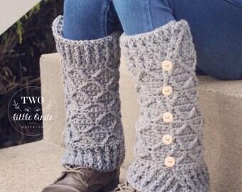 Crochet Pattern, crochet leg warmer pattern, crochet leg warmers, leg warmers, sizes toddler, child and adult, ROWYN LEG WARMERS
