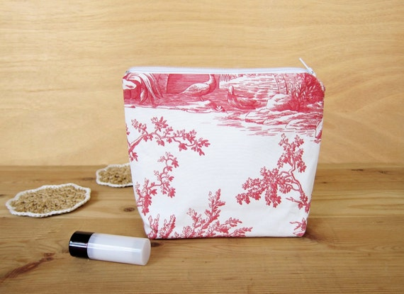 Teens gift for girlfriend makeup bag small by