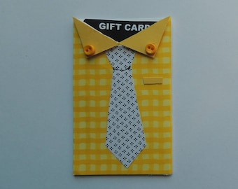 Gift Card Holder For Him, Father's Day, Birthday, Any Occasion, For A Friend.