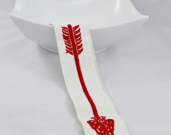 Boy Scouts Order Of The Arrow Ordeal Sash, Vintage Sash