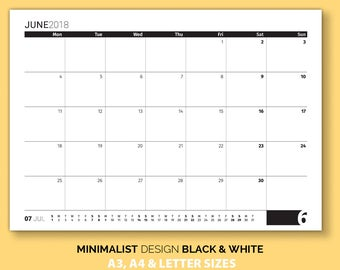 pdf monthly planner 2017 a4