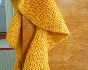 Spiral Shaped Scarf