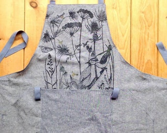 Women's One Of A Kind Garden Apron