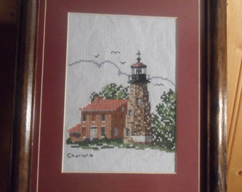 Light House Cross Stitch / Charlotte / Genesee / Rochester Ny