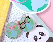Cat planet Pin Badge PINK | Enamel Cat pin | Space cat Hard Enamel pin | Cute Cat Brooch | Hard enamel cat pin | Cat Lover Gift | Cats rule