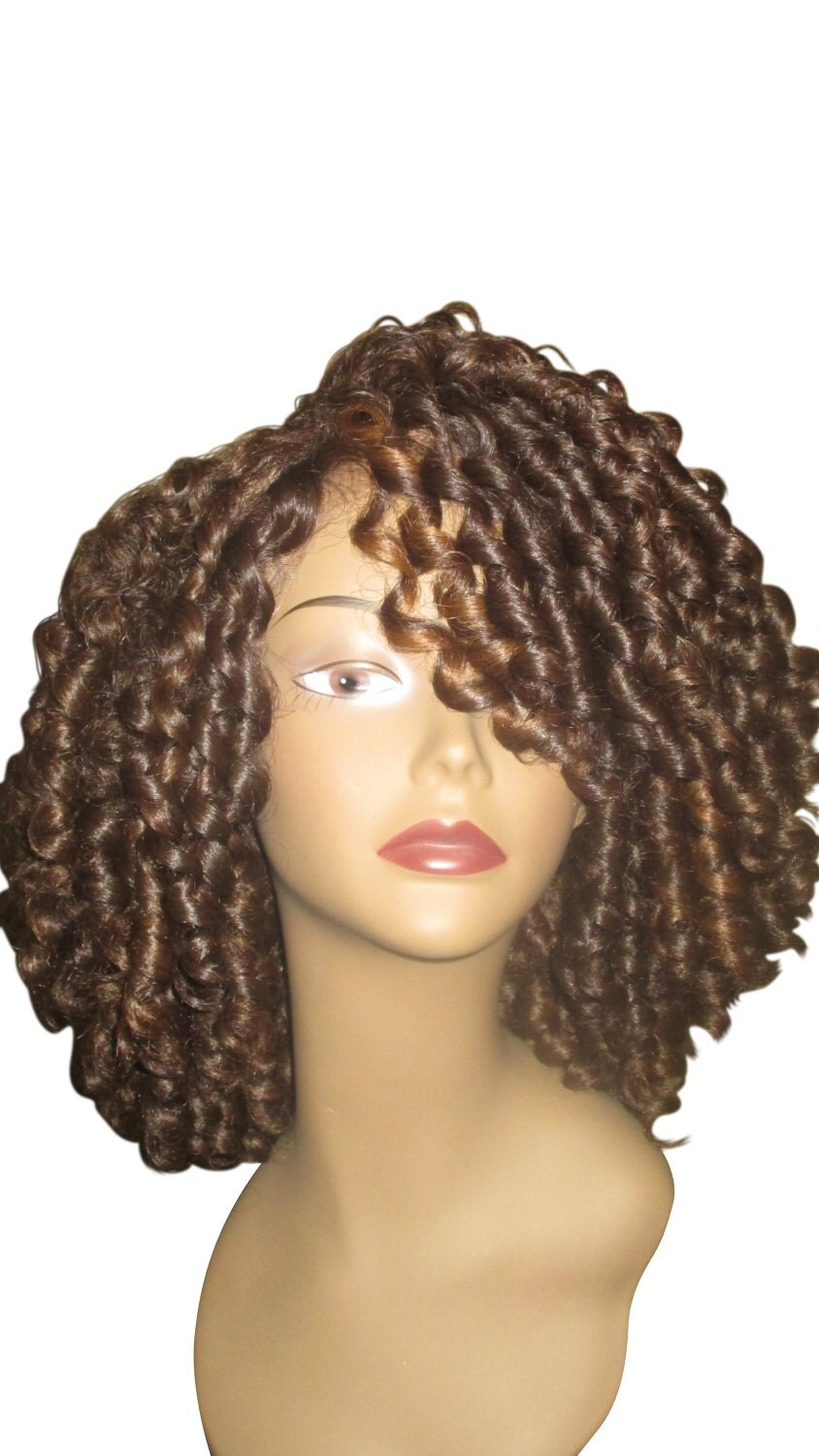 Essence Wigs The Shirley Temple Lace Wig Full Cap Unit