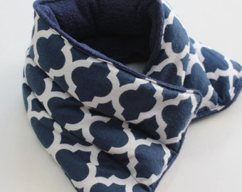 Flax Rice Heating Pad. Neck/Shoulders/Lower Back Heat Pack. Cold Therapy Pack.  Stylish heating pad