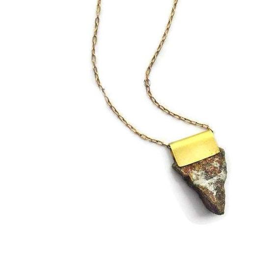Chalcopyrite Carabiner