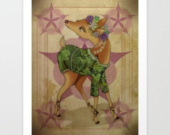 Bohemian Beasts: Deer