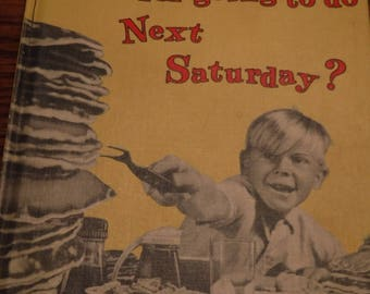 SALE!** Do You Know What I'm Going To Do Next Saturday? (1963)