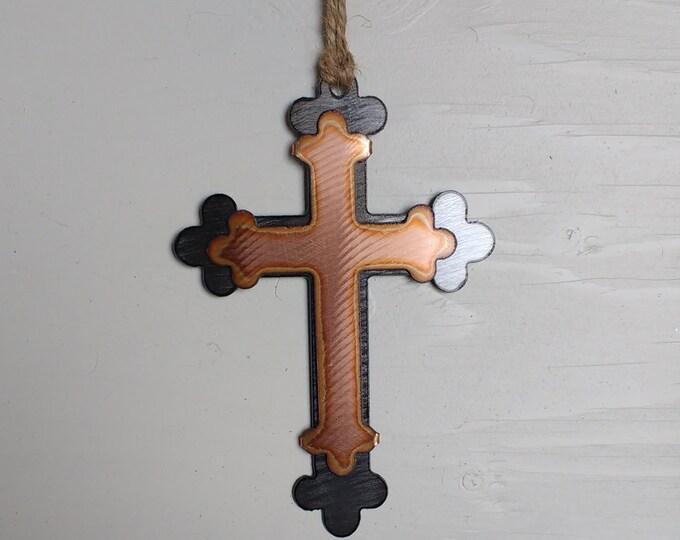 Spanish Cross Ornament