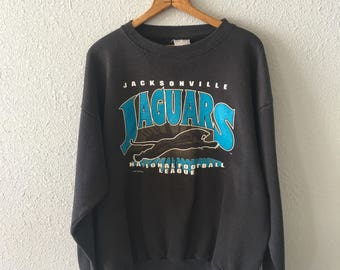 1993 Jacksonville Jaguars Vintage Jacksonville Jaguars NFl Sweatshirt