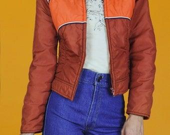 1970's Vintage Women's Ski Jacket