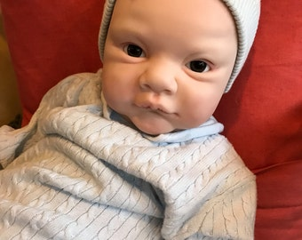Reborn Baby Grant (6 Month Old!) FREE SHIPPING!