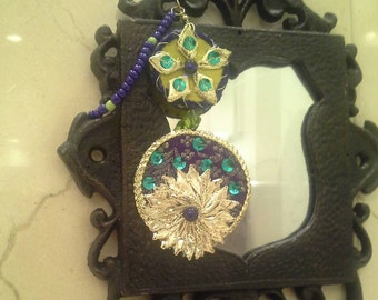 Indian Wedding Earrings, Bollywood Jewelry, Pakistani Wedding Jewelry,  Mehndi Jewelry,  Mehndi,  Mehendi Jewelry, Henna Decorations, Henna