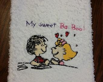 My Sweet-Hand Towel