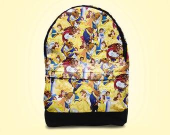 SALE! Beauty and the Beast backpack bag