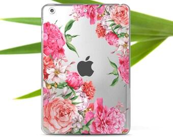 Floral iPad Case iPad Mini Case iPad Mini 2 Hard Case iPad Mini 3 iPad Mini 4 Case iPad 2 Floral Case iPad 3 Plastic Case iPad 4 Case i007