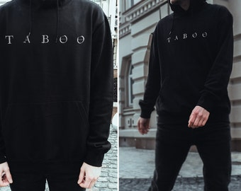 Taboo, Taboo series, Taboo sweatshirt, Taboo Hoodie, Tom Hardy, BBC One, Taboo merch