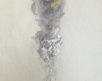 Guardian Series fig.29  number 7-- Fine Art Painting