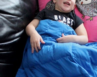 Toddler Weighted Blanket 4-6 lbs