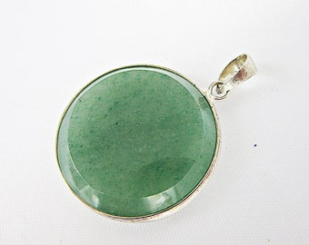 Pendants, Aventurine, Silver, Necklace, Jewelery, Jewelery, Adorable