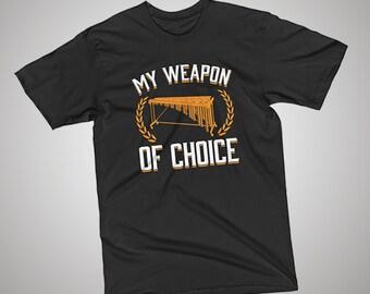 Marimba Weapon of Choice T-Shirt