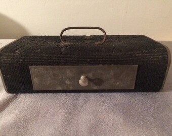Foot Warmer - for Buggy  or Sleigh - Antique Coal Heater