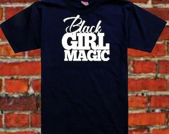 Black Girl Magic T Shirts