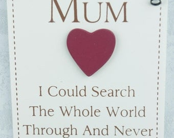 Sign Plaque If I Could Have Chosen Anyone In The World To Be My Mum F1412B