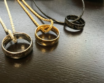 Lord of the rings, the one ring, elven ring, one ring to rule them all, elven inscription ring, lord of the rings ring